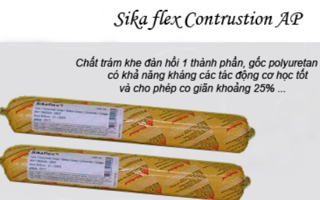 Sikaflex construction